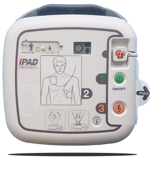 iPAD AED – Home of the iPAD AED Defibrillator